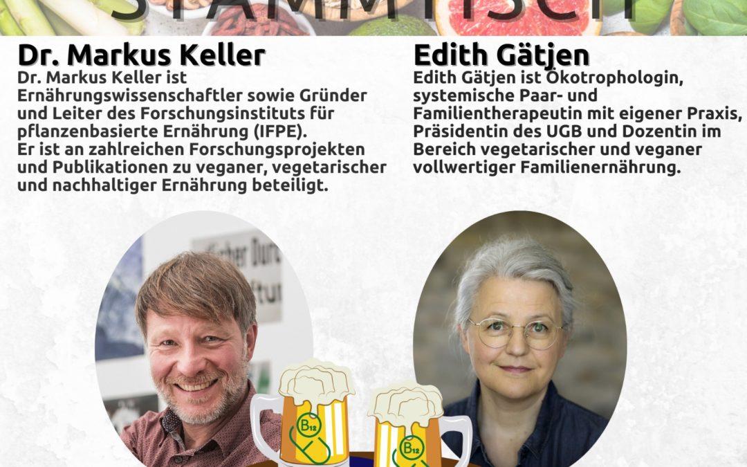 """Veganer Stammtisch: """"Vegane Kinderernährung: Und es geht doch!"""""""