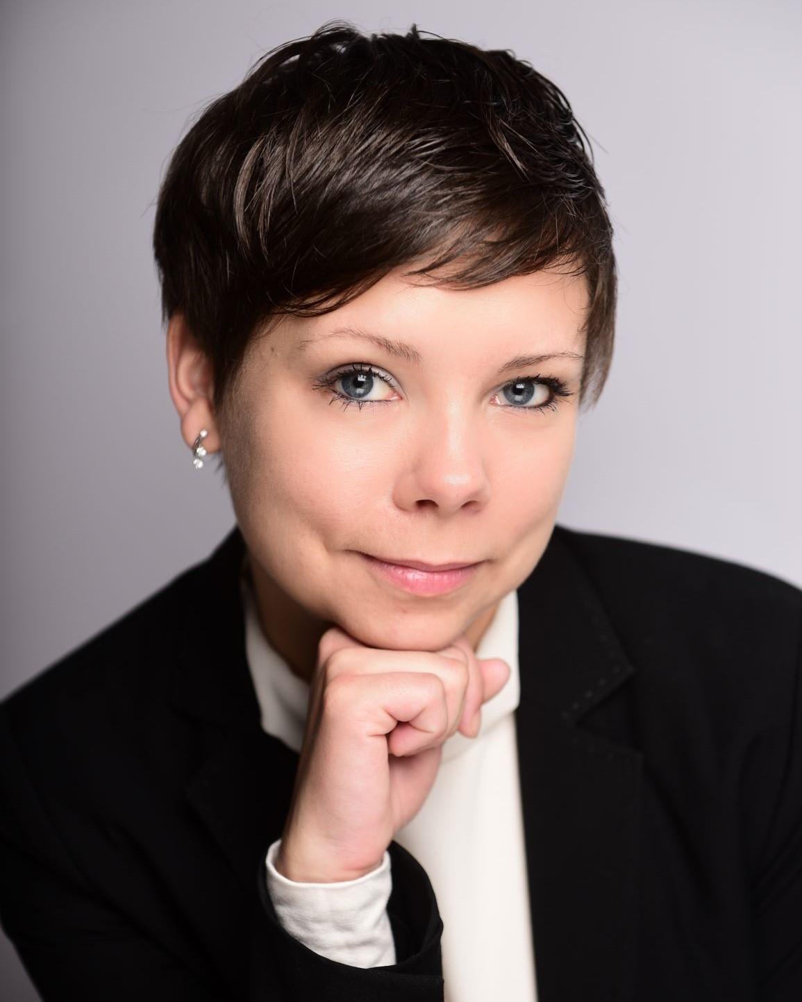 M. A. Sarah Jasiok